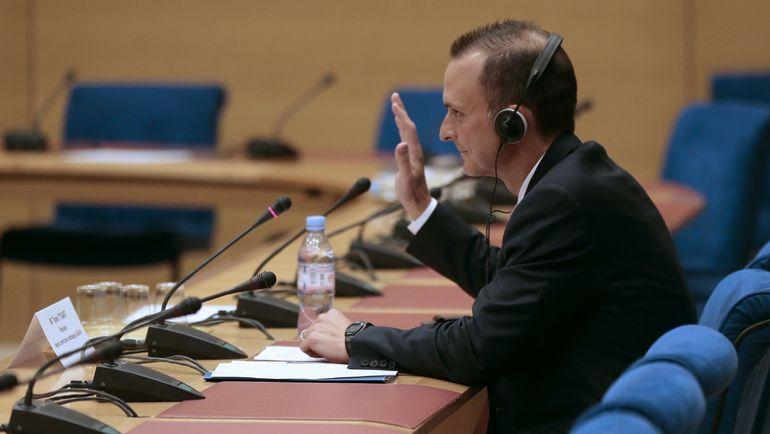 Трэвис ТАЙГАРТ, самый жесткий критик России по допинговым вопросам, уже скоро может резко умерить свой пыл. Фото AFP