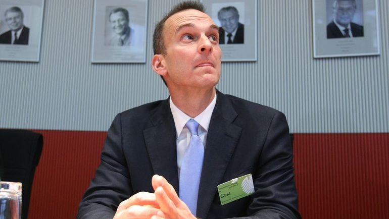 Глава USADA Трэвис ТАЙГАРТ. Фото AFP