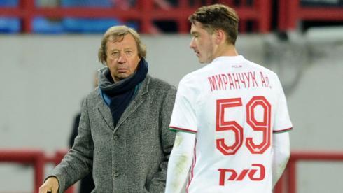 Миранчук спешит навстречу