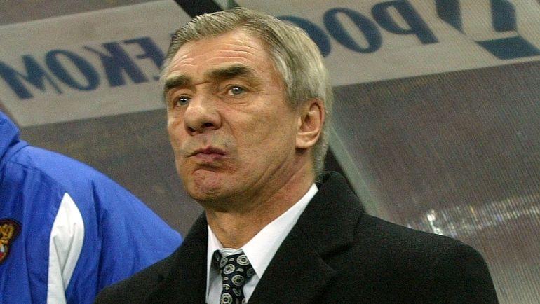 2003 год. Георгий ЯРЦЕВ. Фото Алексей ИВАНОВ, «СЭ»