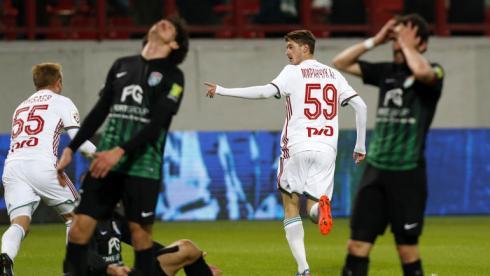 Представляете победный гол Миранчука  в финале