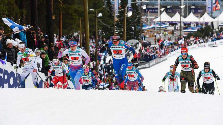В итоге сборной России все же удалось подняться на пятое место. Фото AFP