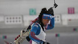 Сегодня. Пхенчхан. Татьяна АКИМОВА стала лучшей из россиянок в спринте, заняв 34-е место.