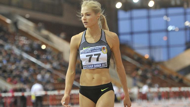 Дарья КЛИШИНА будет единственной россиянкой на чемпионате Европы. Фото Алексей ИВАНОВ, «СЭ»