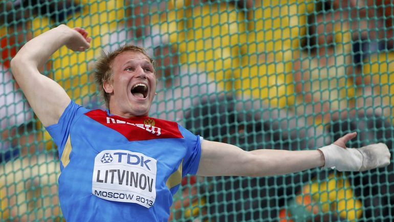 Сергей ЛИТВИНОВ. Фото REUTERS