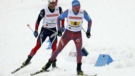 Сегодня. Лахти. Алексей ЧЕРВОТКИН (справа) и Мартин СУНДБЮ.