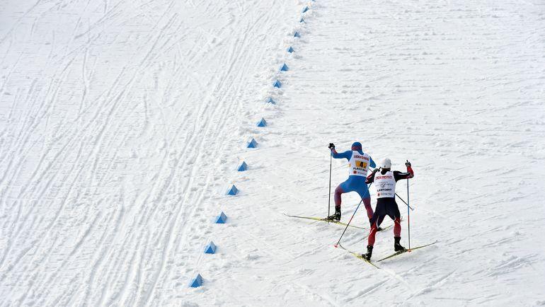 Алексей ЧЕРВОТКИН (слева) и Мартин СУНДБЮ. Фото AFP
