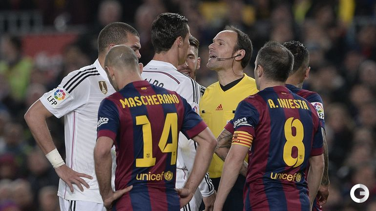 """""""Барселона"""", """"Реал"""" и другие испанские клубы: что подарить судьям?"""