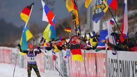 Германия - первая в Пхенчхане, Россия - 12-я.