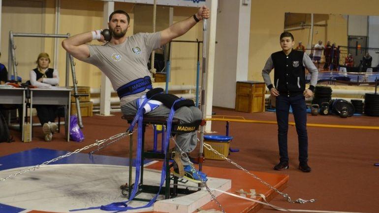 Замир ШКАХОВ выиграл соревнования в Новочебоксарске. Фото pg21.ru