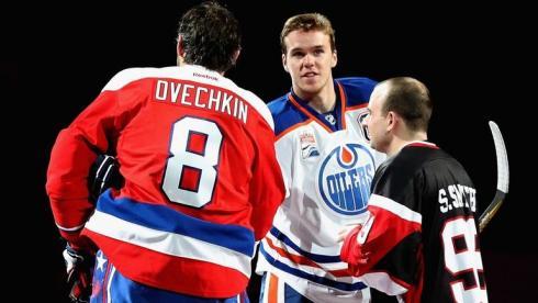 Как Коннор Макдэвид идет к трону НХЛ