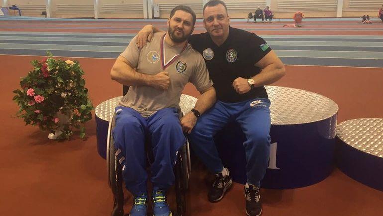Замир ШКАХОВ (слева). Фото из личного архива Замира Шкахова