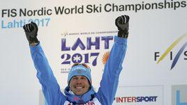Харви выиграл масс-старт на чемпионате мира, Устюгов – второй