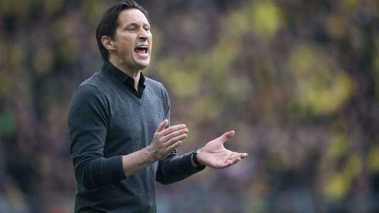 """""""Байер"""" отправил Роджера ШМИДТА в отставку с поста главного тренера. Фото AFP"""
