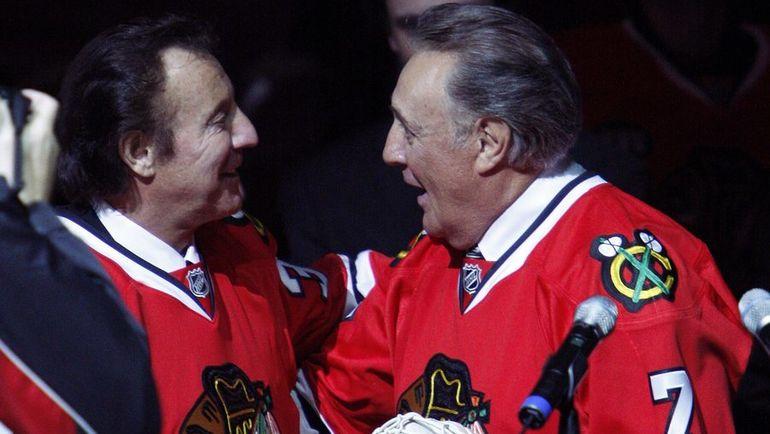 Тони (слева) и Фил ЭСПОЗИТО. Фото Reuters