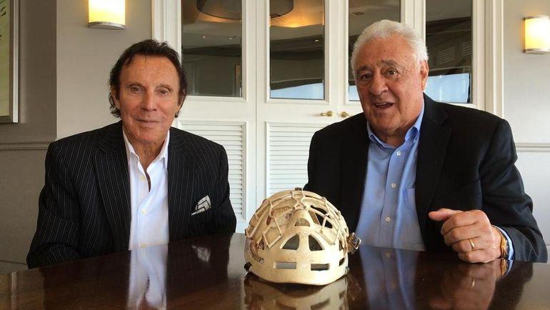 Тони (слева) и Фил ЭСПОЗИТО. Фото NHL