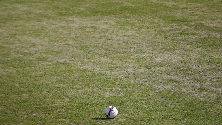 """Поле """"Олимпа-2"""". Фото Reuters"""