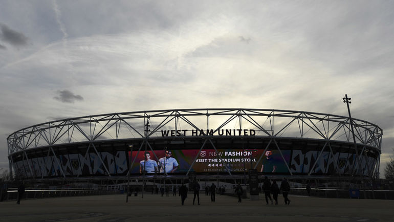 London Stadium. Фото Reuters