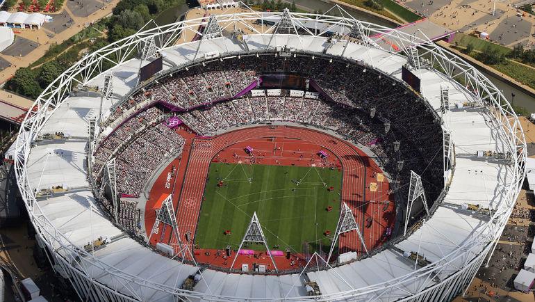 London Stadium во время Олимпиады-2012. Фото REUTERS