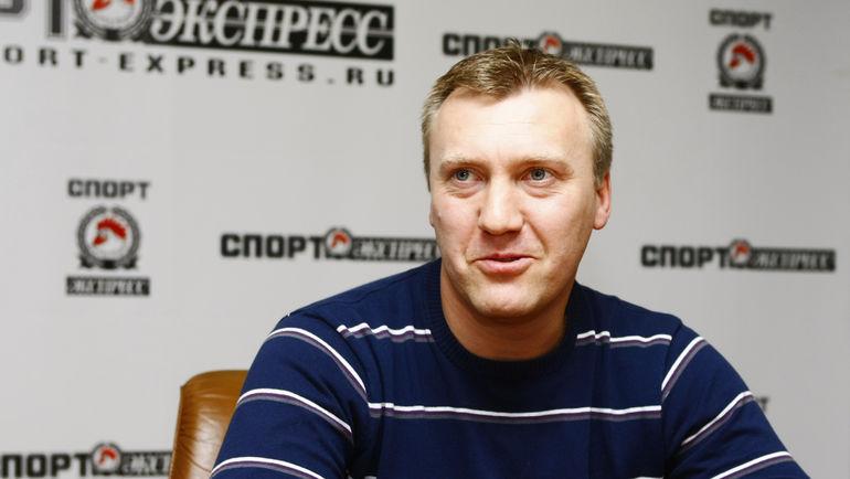 Максим БОКОВ. Фото Александр ВИЛЬФ, «СЭ»