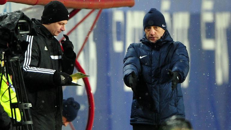 Андрей ТИХОНОВ. Фото Никита УСПЕНСКИЙ, «СЭ»