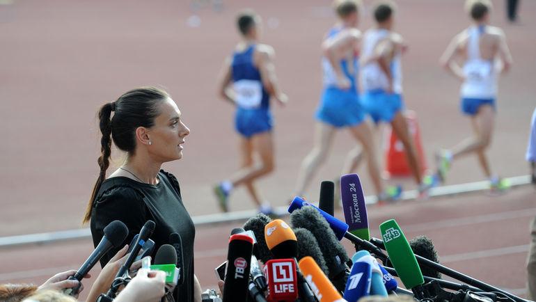 Елена ИСИНБАЕВА. Фото Алексей ИВАНОВ, «СЭ»