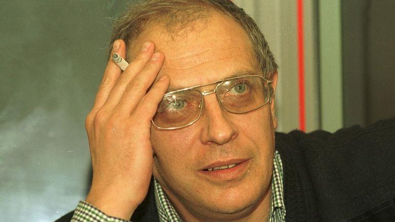 1999 год. Профессор Сергей ПОРТУГАЛОВ. Фото Александр ВИЛЬФ