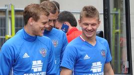 Александр КОКОРИН (слева) и Олег ШАТОВ.