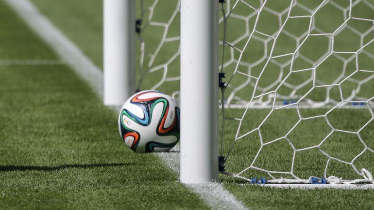 Пересек ли мяч линию ворот - ответит техника. Фото AFP