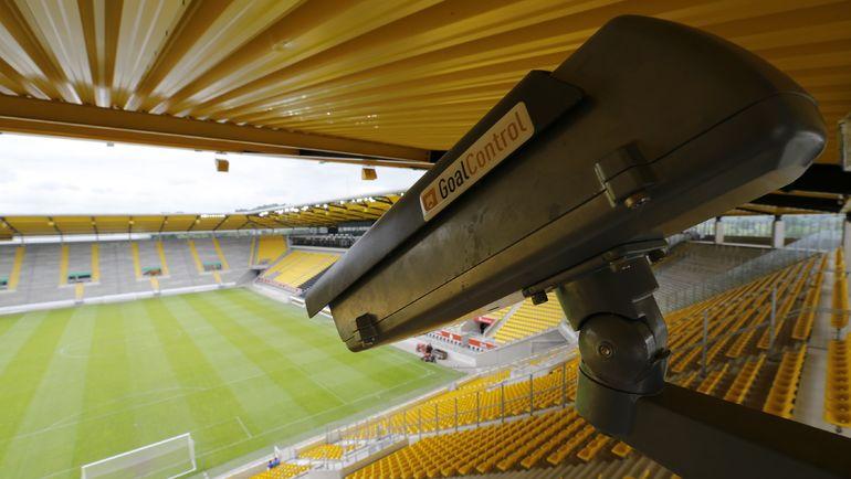 Камеры помогут определить, было или нет взятие ворот. Фото Reuters