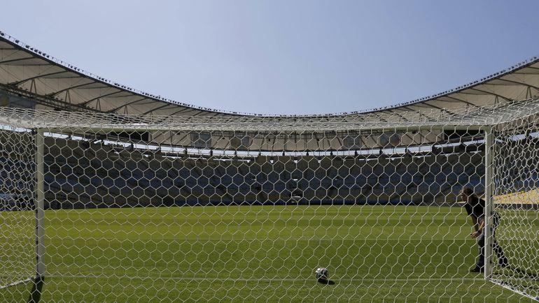 Тестирование системы - обязательный элемент подготовки к игре. Фото Reuters