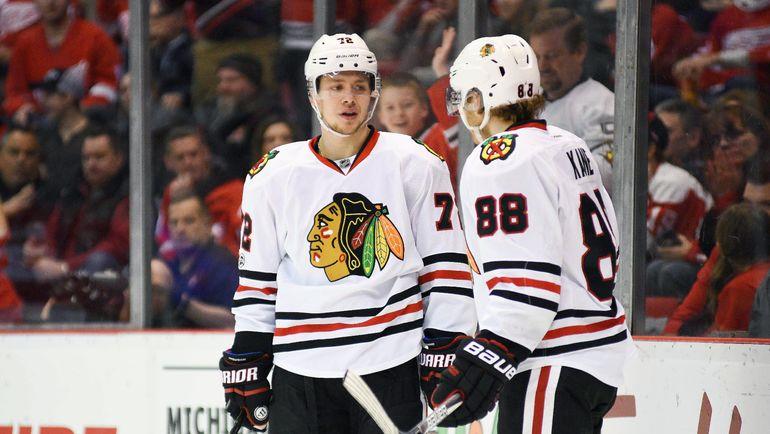 Артемий ПАНАРИН (слева) и Патрик КЕЙН. Фото USA Today