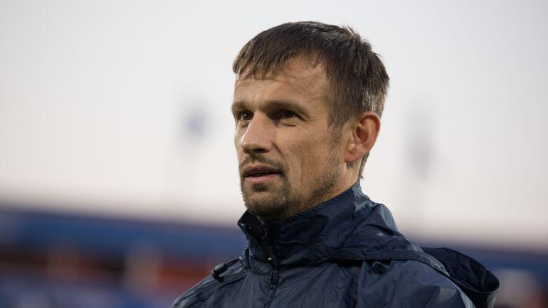 Сергей СЕМАК. Фото Кристина КОРОВНИКОВА