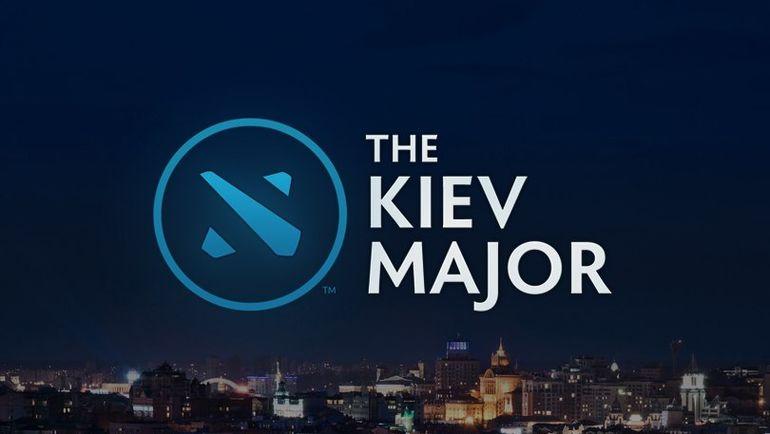 The Kiev Major.