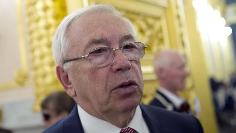 Владимир ЛУКИН. Фото Федор УСПЕНСКИЙ, «СЭ»