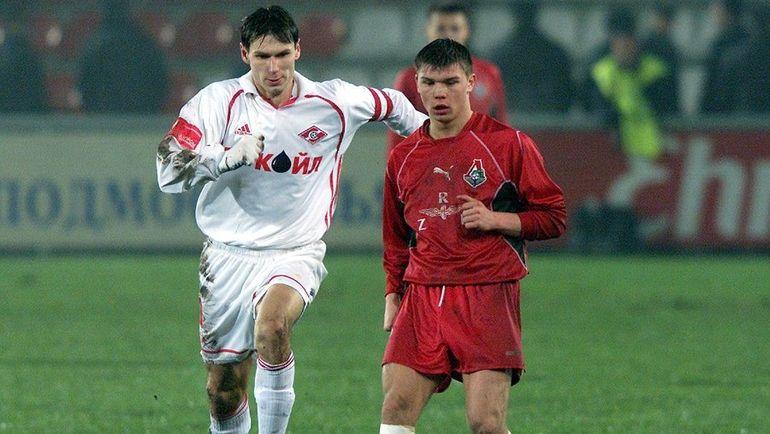 Егор ТИТОВ (слева) и Марат ИЗМАЙЛОВ. Фото Алексей ИВАНОВ, «СЭ»