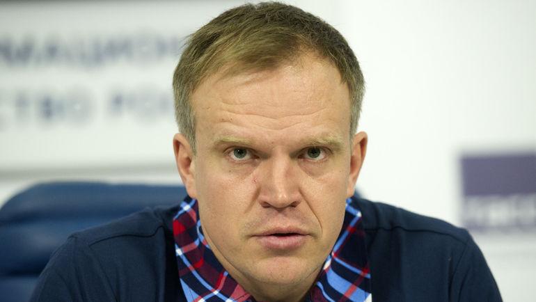 Денис ТИХОМИРОВ. Фото Федор УСПЕНСКИЙ, «СЭ»
