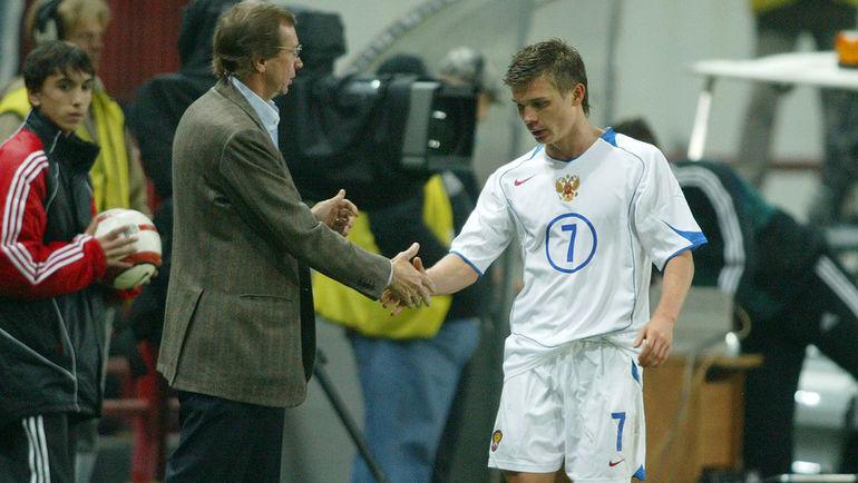Юрий СЕМИН (слева) и Марат ИЗМАЙЛОВ. Фото Алексей ИВАНОВ, «СЭ»