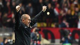 """Среда. Монако. """"Монако"""" – """"Манчестер Сити"""" – 3:1. Леонарду ЖАРДИМ."""