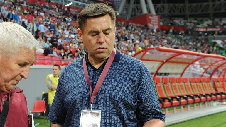 Виктор ПАНЧЕНКО. Фото Федор УСПЕНСКИЙ, «СЭ»