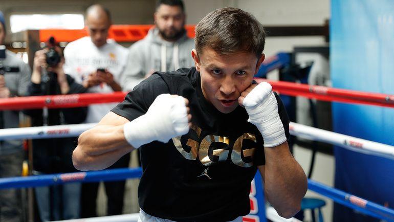 Геннадий ГОЛОВКИН. Фото AFP