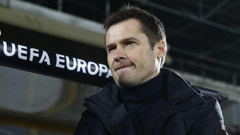 "Тренер ""Ростова"" Дмитрий КИРИЧЕНКО. Фото AFP"