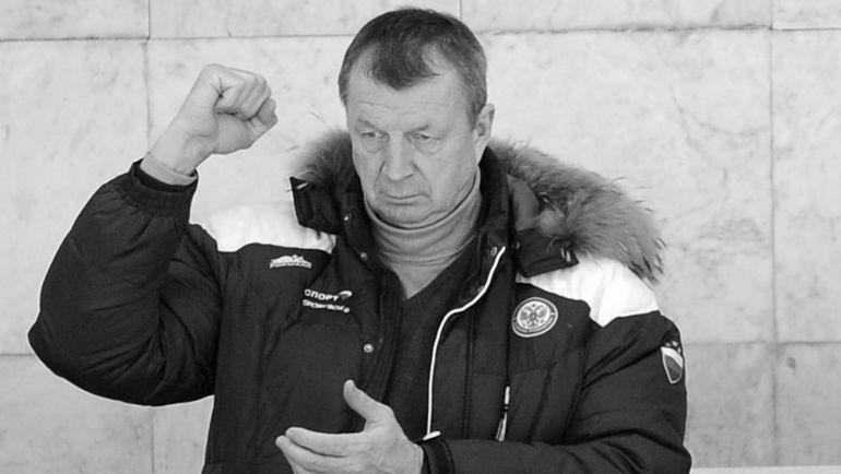 Сергей ГИМАЕВ. Фото Алексей ИВАНОВ, «СЭ»
