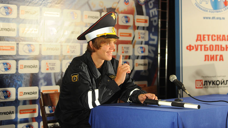 2011 год. Александр КОКОРИН.