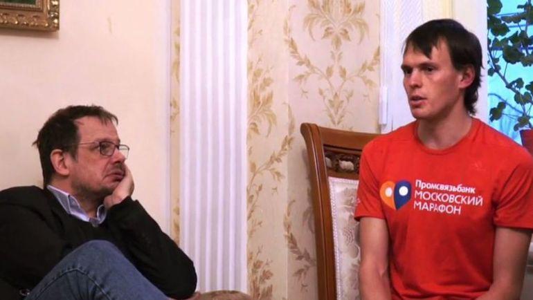 Хайо ЗЕППЕЛЬТ и Андрей ДМИТРИЕВ.