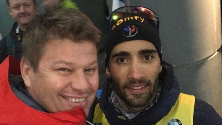 Дмитрий ГУБЕРНИЕВ и Мартен ФУРКАД. Фото instagram.com/guberniev_dmitry/