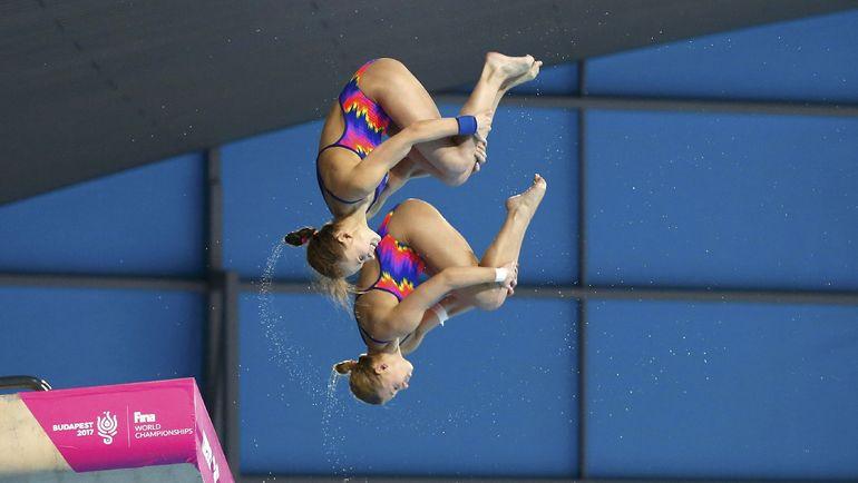 Ассоциация водных видов спорта России по примеру международной федерации может объединить в себе прыжки в воду... Фото REUTERS