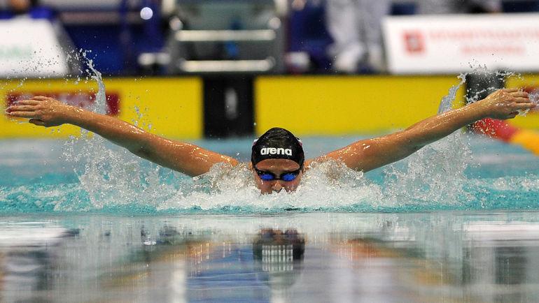 "...плавание... Фото Никита УСПЕНСКИЙ, ""СЭ"""