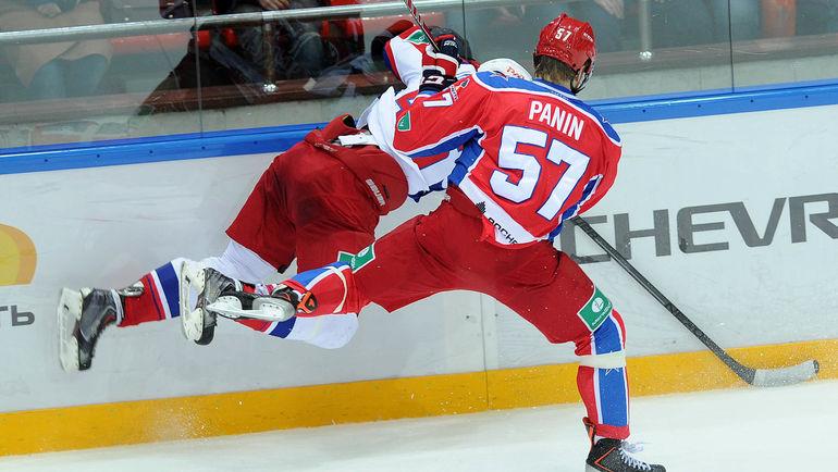 Григорий ПАНИН. Фото Алексей ИВАНОВ, «СЭ»