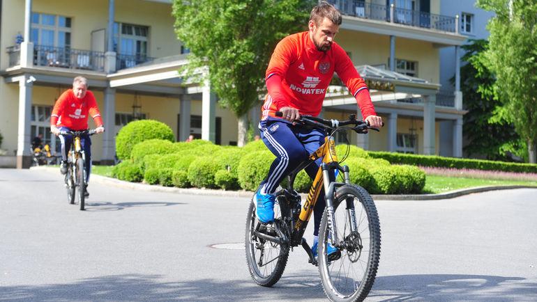 Сергей СЕМАК на Euro-2016. Фото Александр ФЕДОРОВ, «СЭ»